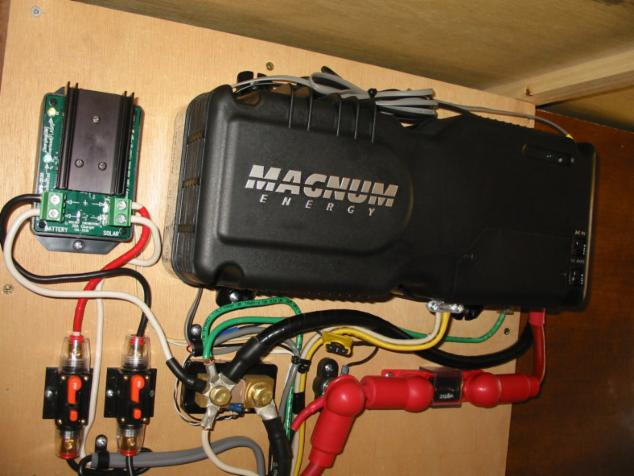 power grid wiring harness