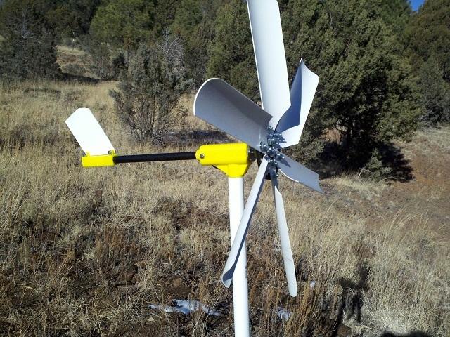 200w wind gen