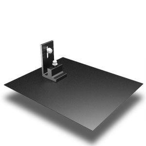 SWH Solar Mount Flashed L-feet Kit For Composite Shingle