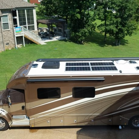 Nice 700W install by Michael L.