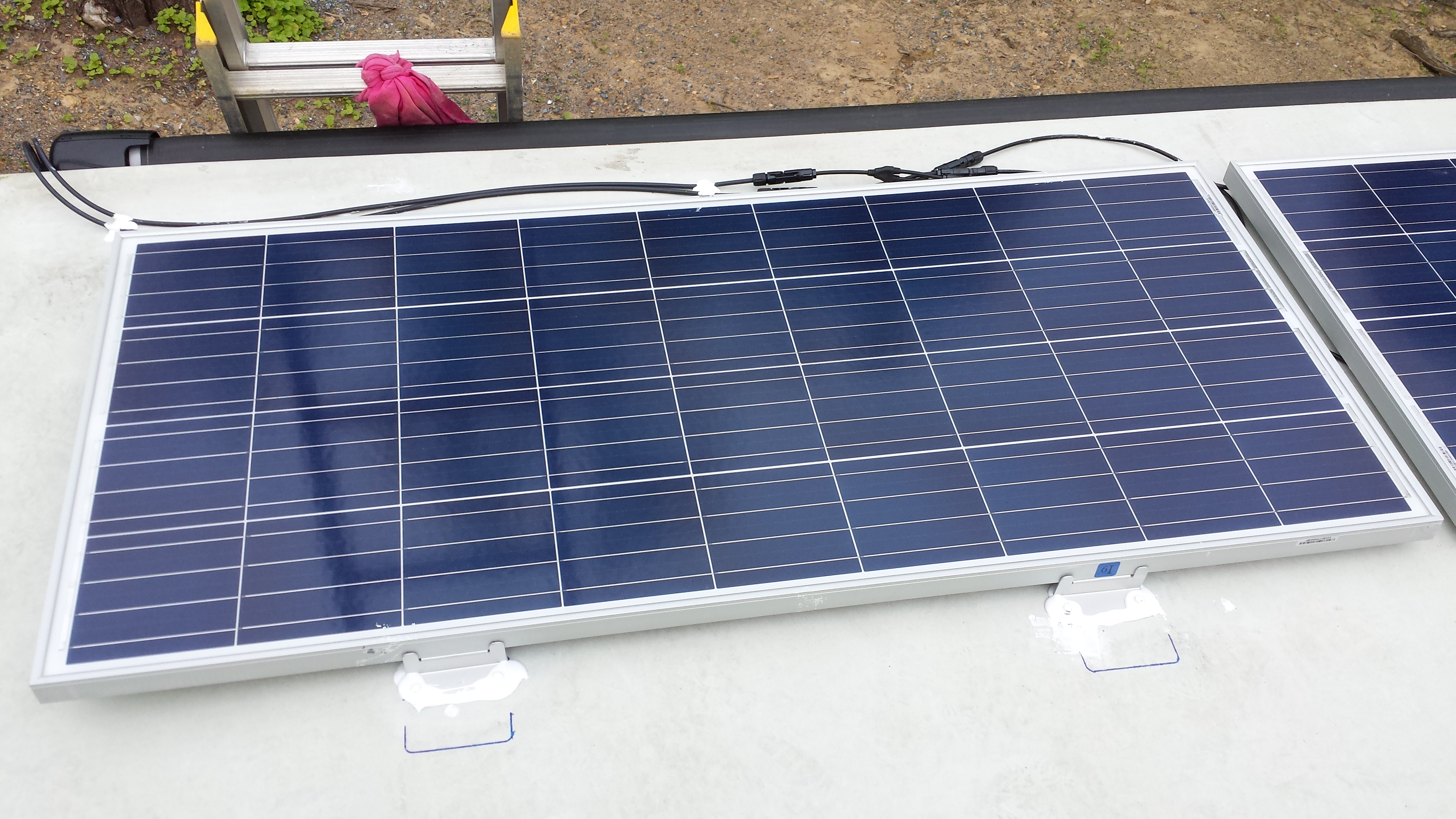 Interesting Links Advanced Tutorials Battery Wiring Diagrams For Solar Energy Systems Nice Clean Install By Jim In Pa On 2 Panel System With Tristar 30a Mppt Custom Upgrade