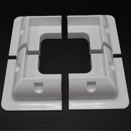 1-set-lot-ABS-White-Solar-Panel-Corner-Mounting-Bracket-System-4PCS-SET-for-Caravan-Motorhome