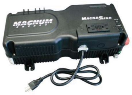 Magnum Energy MMS1012G 1000W 12V Pure Sine Inverter Charger