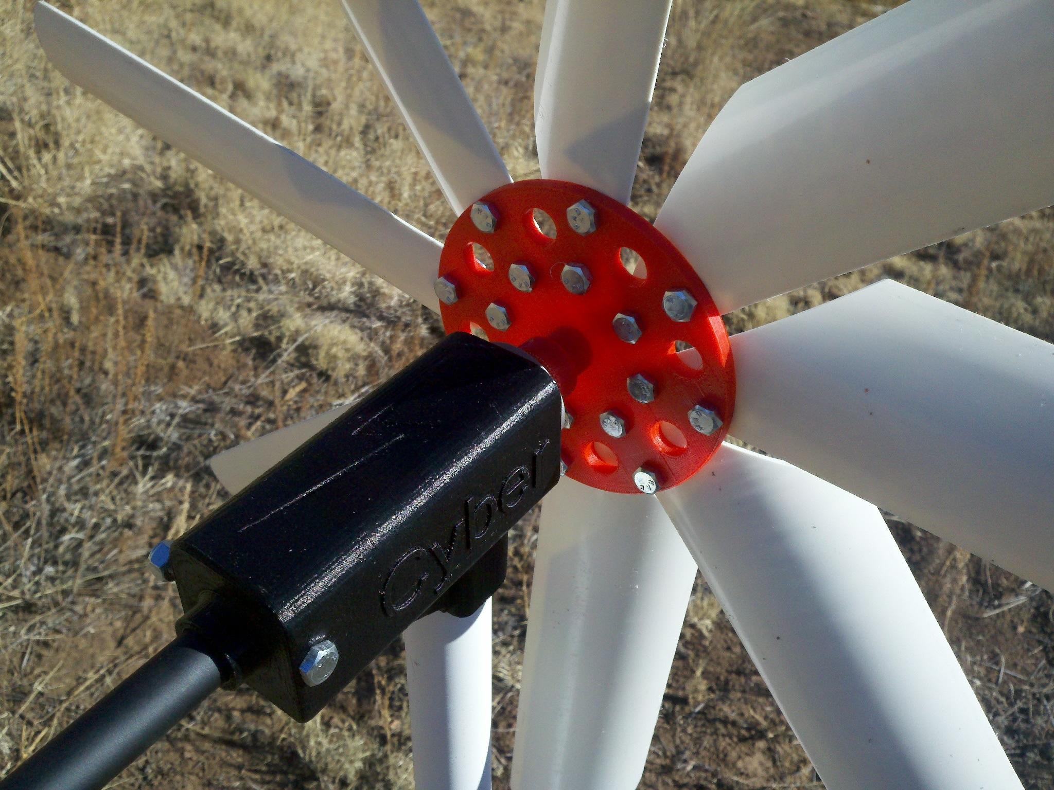 250w wind gen