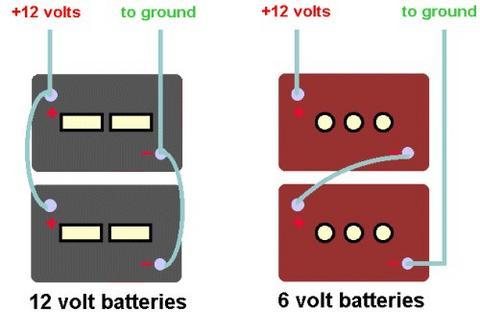 Battery-Wiring