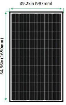 255 watt rv solar kit