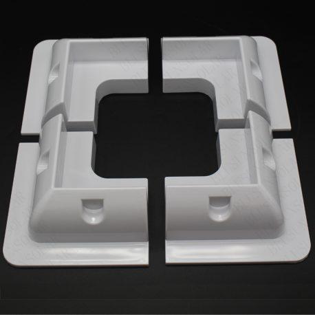 1-set-lot-ABS-White-Solar-Panel-Corner-Mounting-Bracket-System-4PCS-SET-for-Caravan-Motorhome